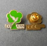 Divisa dura del Pin de metal del esmalte para la promoción (PB-063)