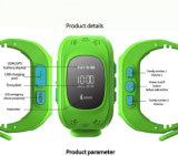 Orologio Q50 GPS SOS Anti-Perso inseguitore Smartwatch del capretto per il Android dell'IOS