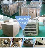 18000m³ Dispositivo di raffreddamento di aria evaporativo portatile industriale di /H grande per il workshop/fabbrica