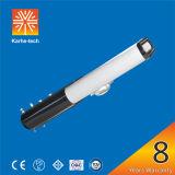 luz de calle solar al aire libre 80W LED con el estacionamiento