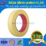 Alta Temperatura Papel Crepe cinta adhesiva de China de fábrica