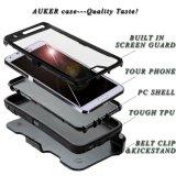Caja a prueba de choques fresca modificada para requisitos particulares del teléfono del OEM para el iPhone 8