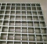 Reja galvanizada plataforma galvanizada sumergida caliente de la calzada