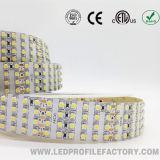 Barra flessibile 12/24V IP67 RGB della striscia del nastro LED del J. GS3528-480 LED