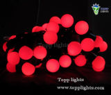 クリスマスの装飾220V/110V LEDの球ストリングライト
