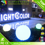 현대 수영풀 점화 Ball/LED 정원 빛