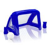 Obiettivo gonfiabile del PVC del giocattolo del gioco di sport esterni con rete