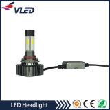 Linterna auto de los bulbos H4 H7 9006 LED de la linterna de la MAZORCA LED de V8s 40W