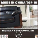 Sofa en cuir rond occasionnel de sofa de meubles de Lizz