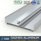 Perfil de aluminio anodizado del color de Champán para el mercado filipino