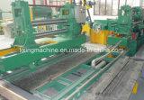 Preço da talhadeira e do fabricante de aço China da máquina de Rewinder