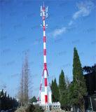 Station de base en acier télescopique de Pôle