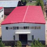 Edificio prefabricado de la estructura de acero del bajo costo con precio barato