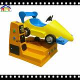 Giocattolo verde elettrico dell'automobile di Dancing del Kiddie di giro dell'oscillazione del bambino con musica