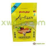 Alto bolso plástico modificado para requisitos particulares Qualtiy del acondicionamiento de los alimentos de animal doméstico