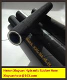 Gewundener hydraulischer Gummischlauch für Selbstersatzteile