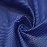 20d 425t 물 & 바람 저항하는 옥외 아래로 운동복 재킷에 의하여 길쌈되는 줄무늬 자카드 직물 25% 나일론 + 75% 폴리에스테 직물 (NJ047)