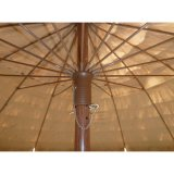 Parasole scaricato hawaiano del Thatch dell'ombrello del patio