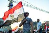 Kundenspezifisch imprägniern und Sunproof Staatsflagge-Ägypten-Staatsflagge-Modell Nr.: NF-046