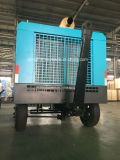 Kaishan lgcy-27/10 Compressor van de Lucht van de Diesel Schroef van de Aandrijving Towable