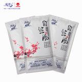 Del cotone tovagliolo bagnato antibatterico 100% dell'alcool non fatto dal fornitore bagnato del Wipe in Cina