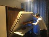بينيّة أثاث لازم مورفي جدار سرير مع مكتب