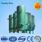 El tanque del receptor de aire para el compresor de aire del tornillo