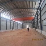 Горячий продавая Prefab светлый пакгауз стальной структуры для Конго