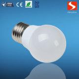 アルミニウムPBTの物質的な4W球根E27 LEDの熱い販売