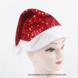 Red Hat de Noël de mode avec Paillette