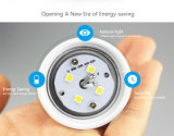 Lámpara vendedora caliente del bulbo de 3W B22 E27 LED con el Ce RoHS