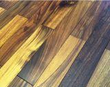 Plancher africain tropical de bois dur de teck