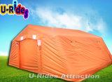 Tenda militare gonfiabile ermetica con Windows