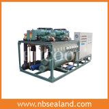 Unidad de condensación de Bitzer del paralelo del centro de la logística del encadenamiento frío