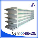 Crémaillère en aluminium d'extrusion diplôméee par GB