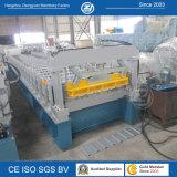 La formación del metal lamina la formación de la máquina para el panel de la azotea del metal
