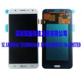 Экран касания LCD мобильного телефона для запасных частей цифрователя/вполне агрегата экрана индикации/касания галактики J2 0f LCD Samsung