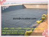 HDPE Geomembrane de 2m m