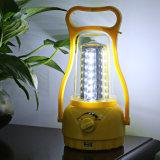 35 LED recarregável Solar Camping Lanterna Luz de emergência luz de tenda - portátil Waterproof Camping Light para caminhadas Emergências Hurricane Outages