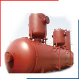 産業Szl20-2.82MPaの二重ドラム水平の生物量によって発射される蒸気ボイラ