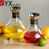 1L 1.4L rimuovono il POT di vetro di vetro del succo di frutta della brocca dell'acqua fredda della brocca dell'acqua della brocca di acqua del POT dell'acqua fredda