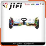 10インチ2の車輪の自己のバランスをとるスクーターの電気スケートボード