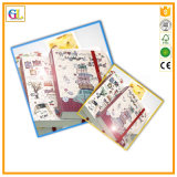 Профессиональное изготовленный на заказ Softcover книжное производство расцветки