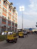 Torretta di illuminazione portatile con le lampade Halide di metallo Rplt6000