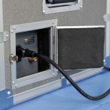 Test portatif automatique de pétrole de résistance diélectrique de la tension 80kv
