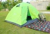 [كمب تنت] واثنان طبقات خيمة خيمة مسيكة
