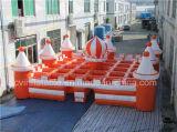 Labirinto gonfiabile dei capretti, gioco gonfiabile di sport del labirinto da vendere