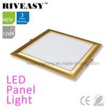 Electroplated 알루미늄 12W 금 LED 위원회 빛