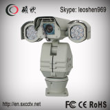 Macchina fotografica intelligente del CCTV di IR di visione notturna di alta velocità PTZ 100m