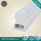 Tubo materiale del PC LED del PVC che alloggia parentesi integrated